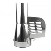 Rookgasventilator rond 150 mm / 250 mm