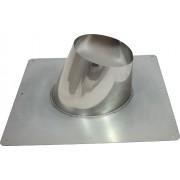 Dakplaat 5 - 25° - 175 mm
