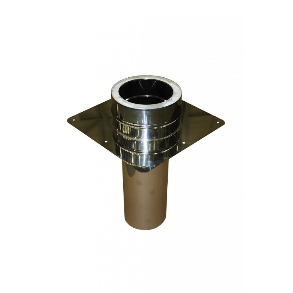 Holetherm 150 200 schoorsteenaansluitstuk for Kachelglas